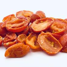 Date Tomato, halves, semi-dry, iqf., Europe, Andreas Wendt GmbH